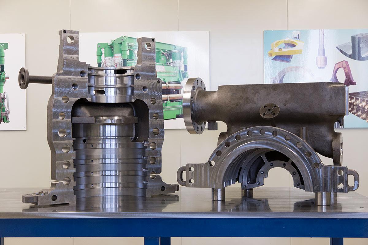 elettromeccanica viotto divisione meccanica
